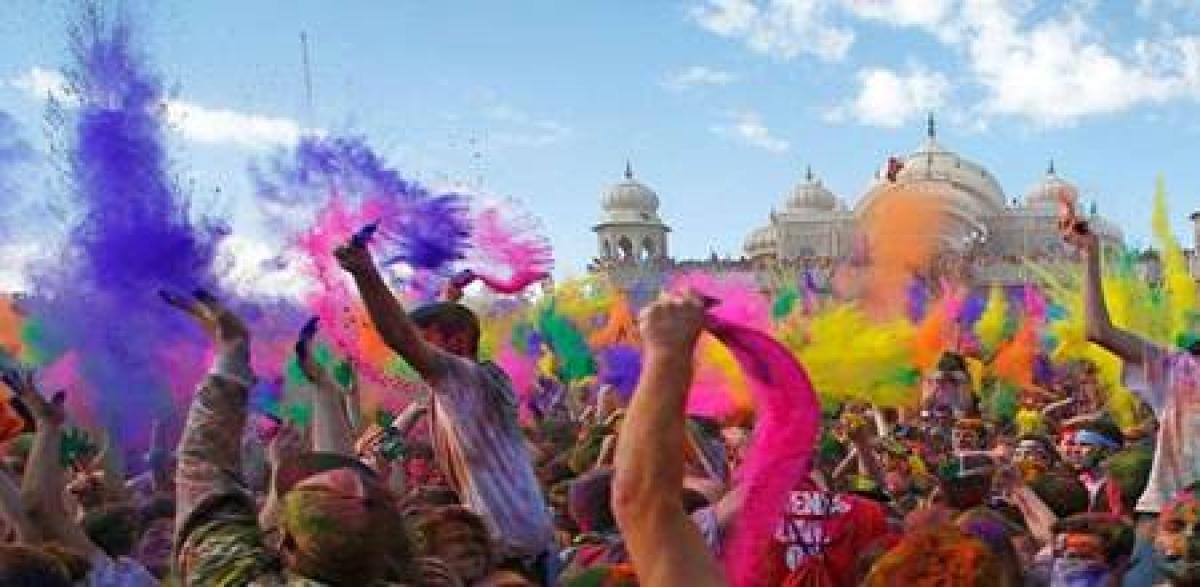 Bhopal: Holi is worth celebrating, say residents