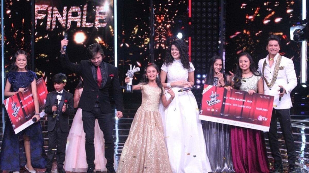 Assam girl Manashi Sahariah wins 'The Voice India Kids 2', coach Palak Muchhal over the moon