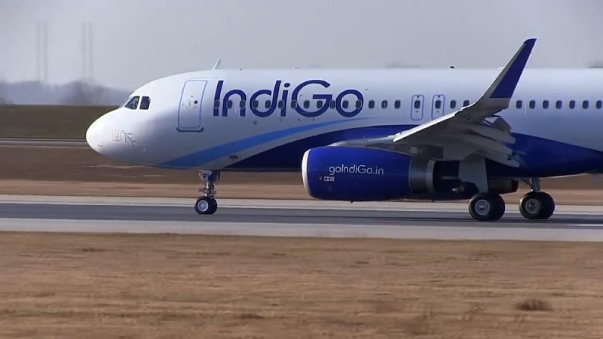 IndiGo gets its first longer range A321neo plane