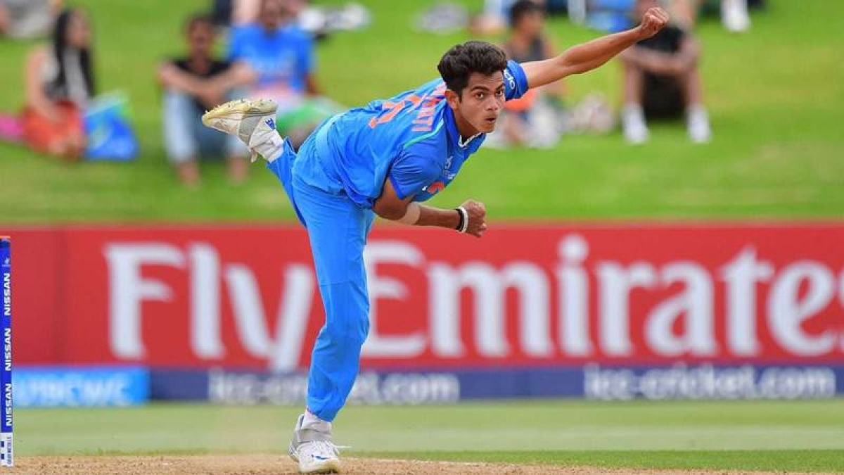 IPL 2018: Kolkata Knight Riders sign Prasidh Krishna to replace injured Kamlesh Nagarkoti
