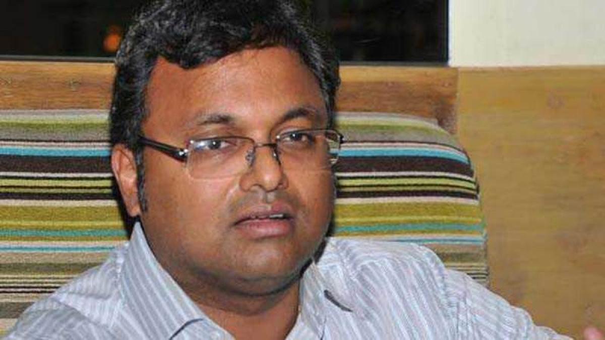 Supreme Court no to Karti Chidambaram's plea