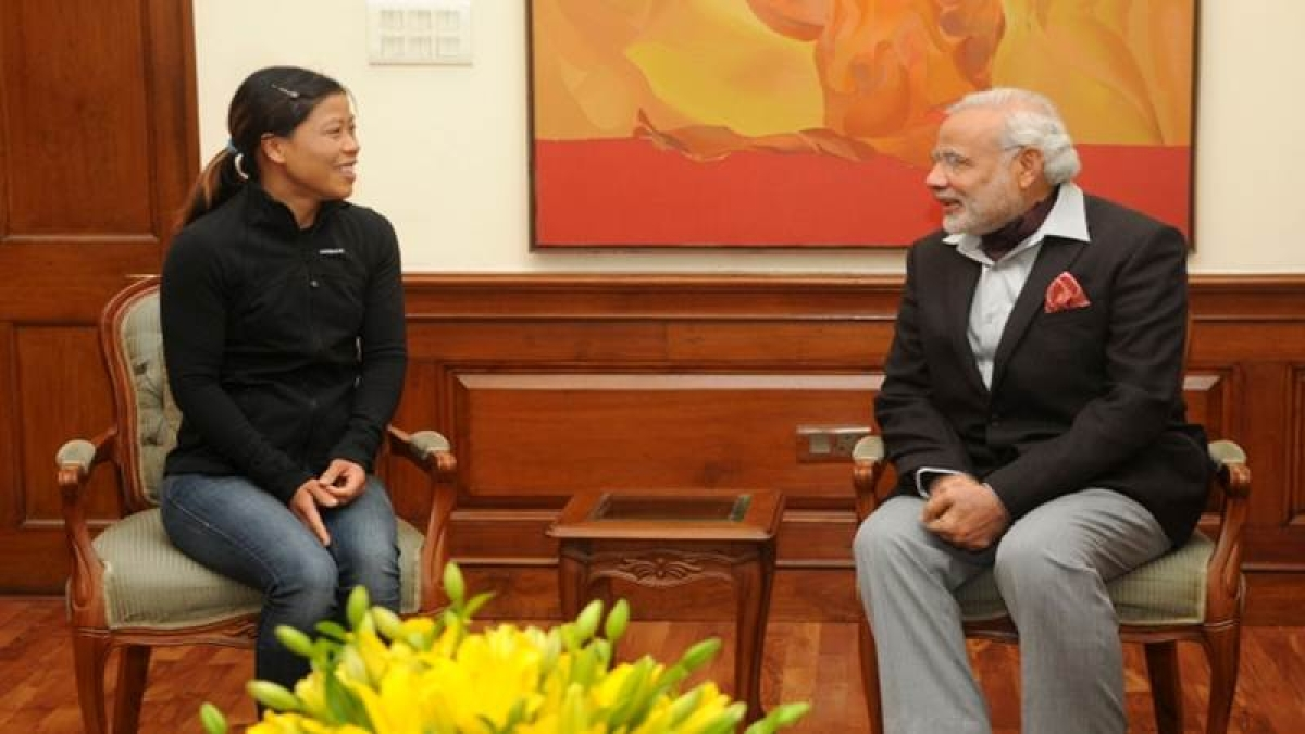 PM Modi to inaugurate Mary Kom's academy in presence of Vijender Singh, Sushil Kumar
