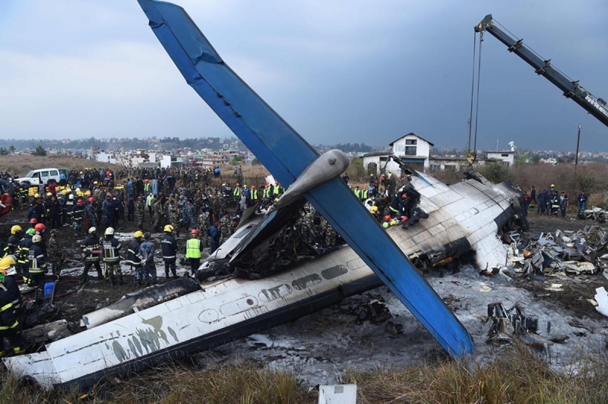 Nepal plane crash: 50 people die in crash, Sushma Swaraj speaks to Bangladeshi counterpart, offers assistance