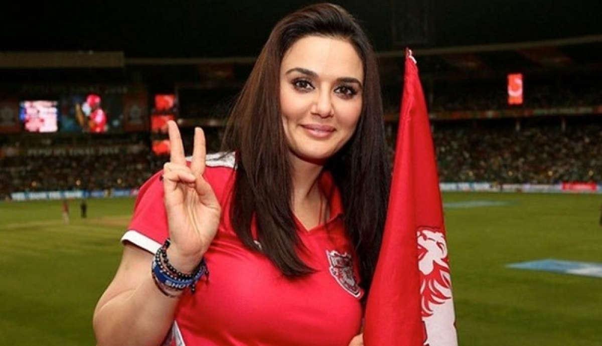 Kings XI Punjab's co-owner Preity Zinta wants betting to be legalised for Indian Premier League