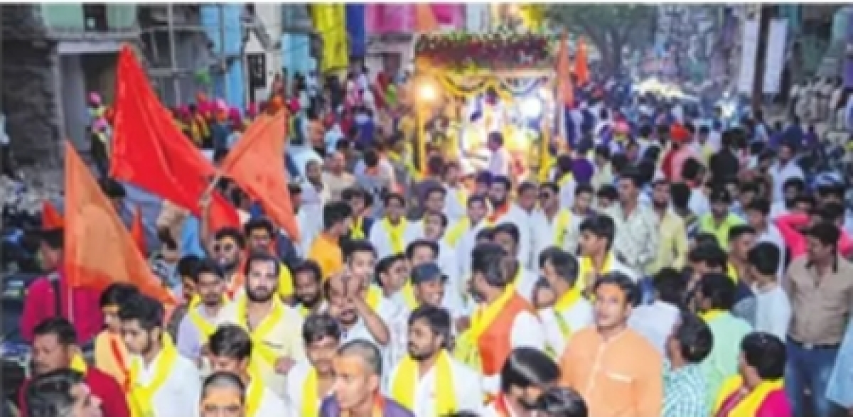Indore: Food and fest mark birth of Rama