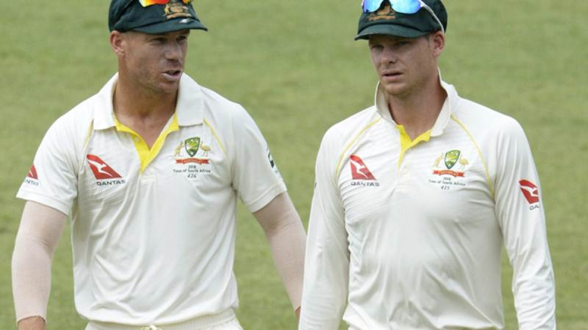 David Warner, Steve Smith play together for first time since ball-tampering scandal