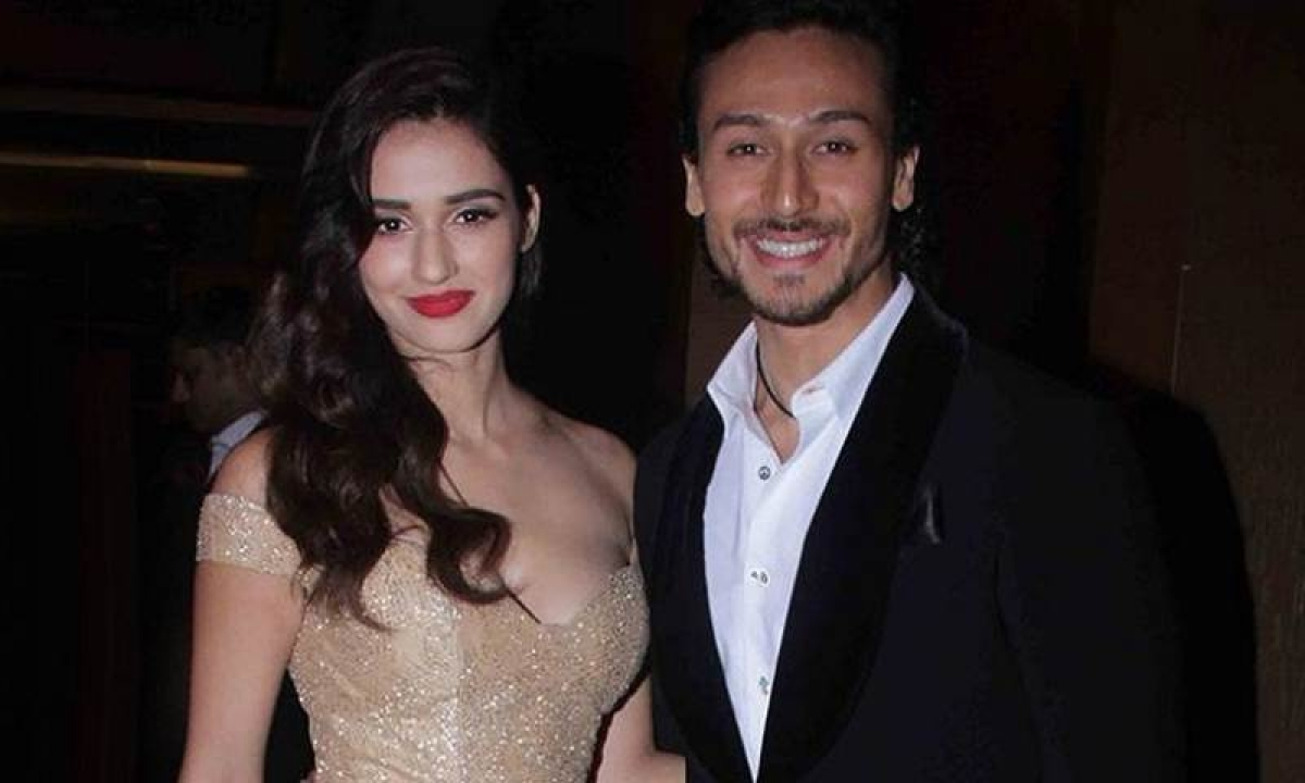 Baaghi 2 stars Tiger Shroff and Disha Patani's off-screen chemistry is absolutely adorable: See pictures