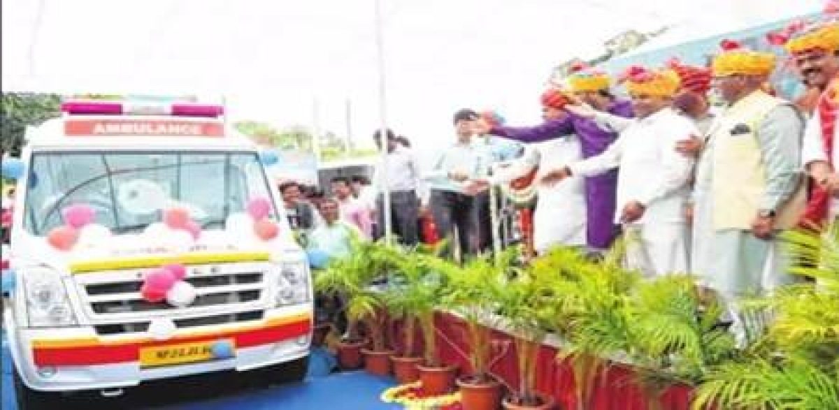Ujjain: District Disabled Rehabilitation Centre inaugurated in city
