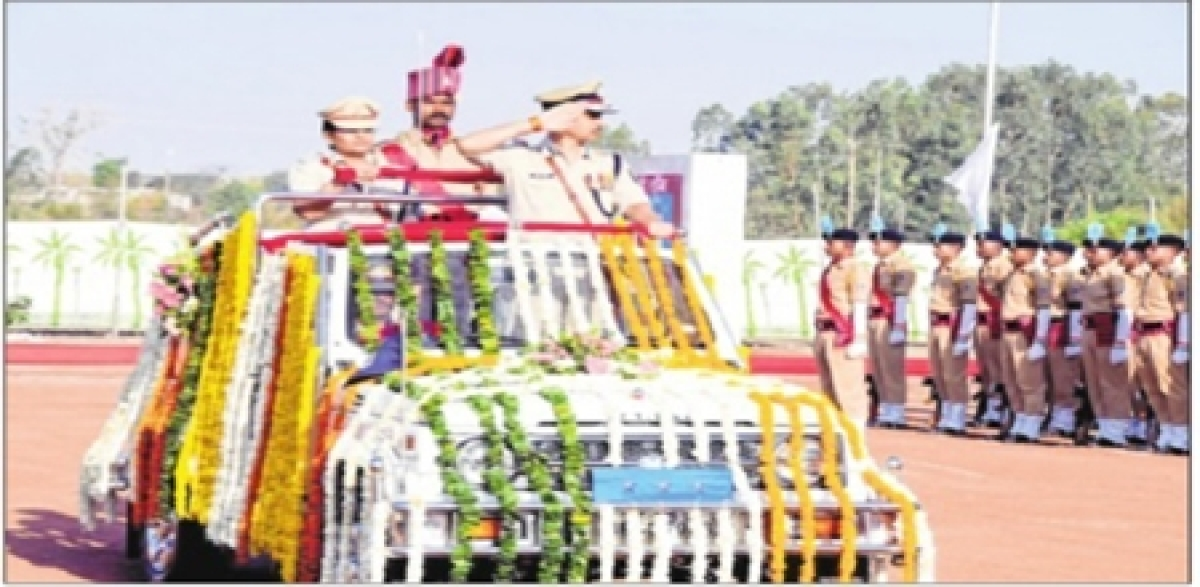 Ujjain: Constables complete training session with flying colour