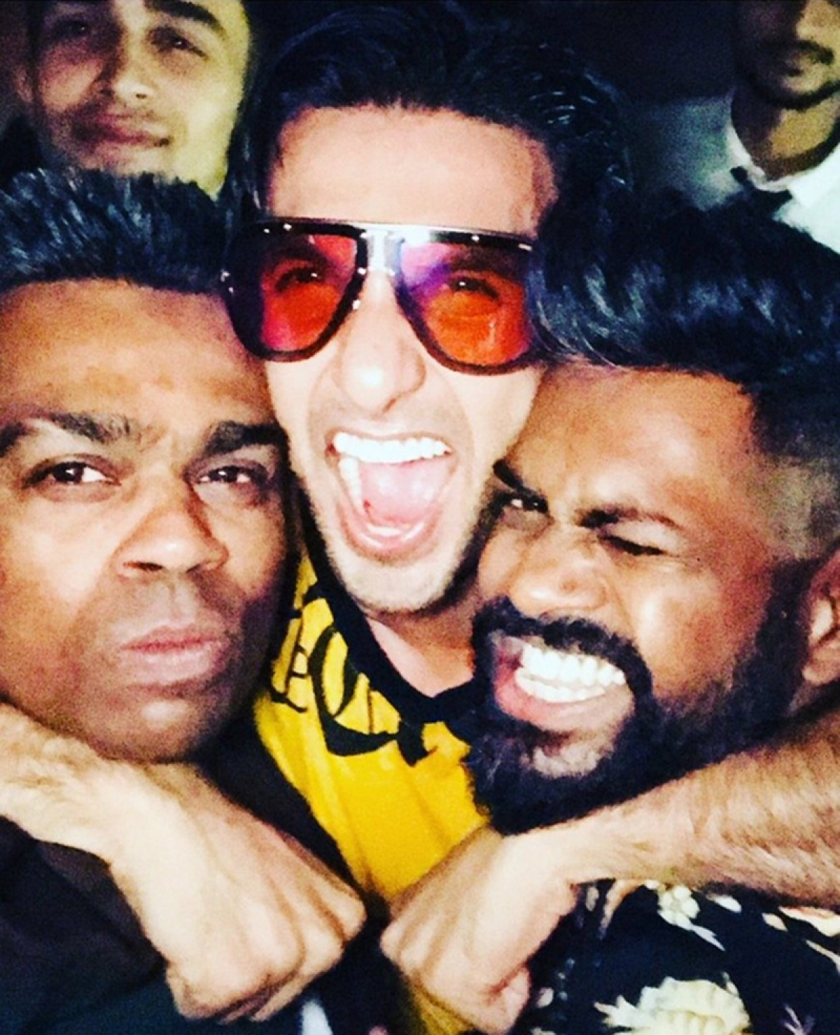 Ranveer Singh raps in the wrap up party; shows his dance moves