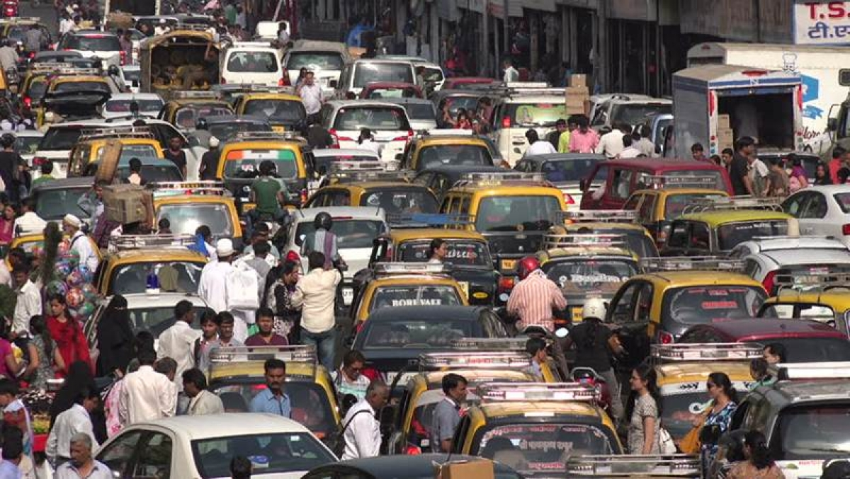 BJP foundation day rally in Mumbai: Twitterati slam BJP for heavy traffic and inconvenience in the city