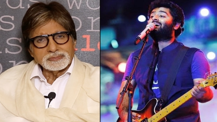 Arijit Singh's voice was apt for Big B, says Umesh Shukla