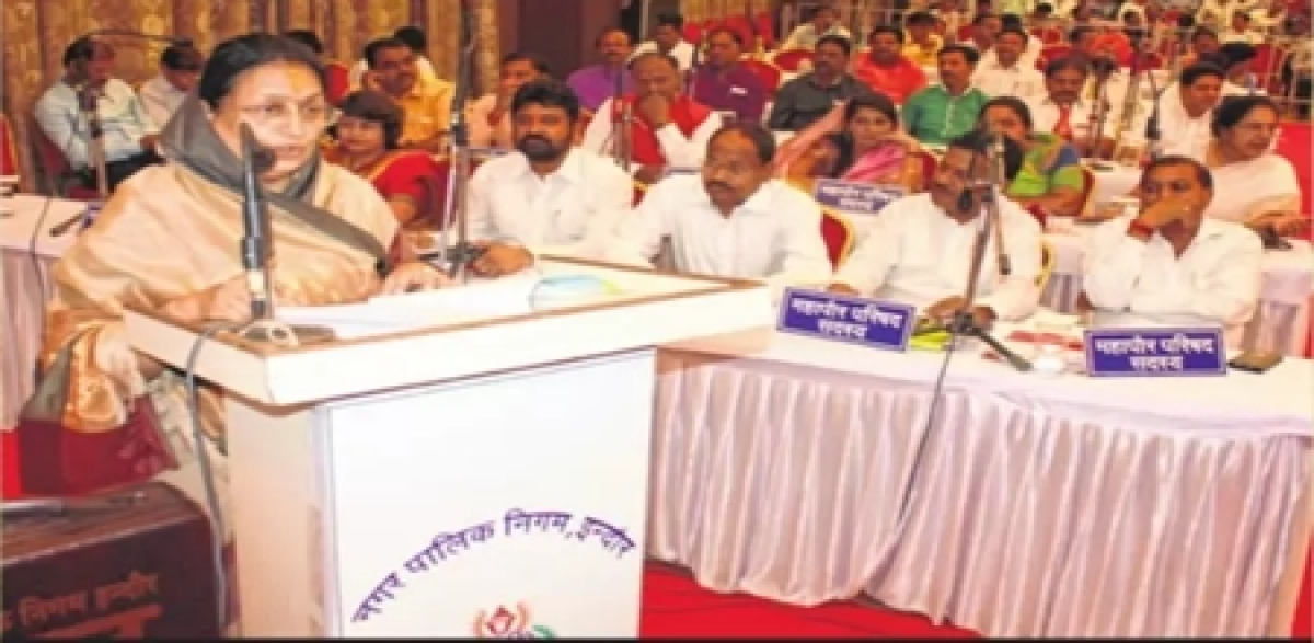 Indore: IMC budget focuses on clean, safe Indore