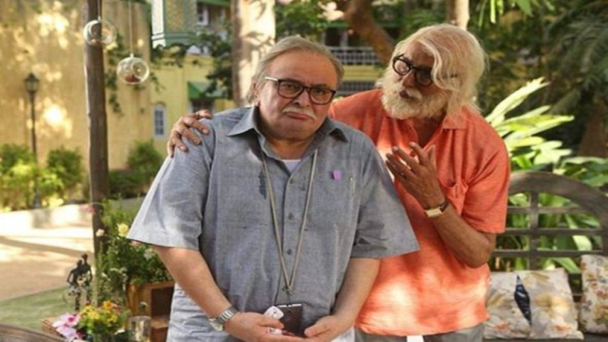 102 not out movie: Review, Cast, Director