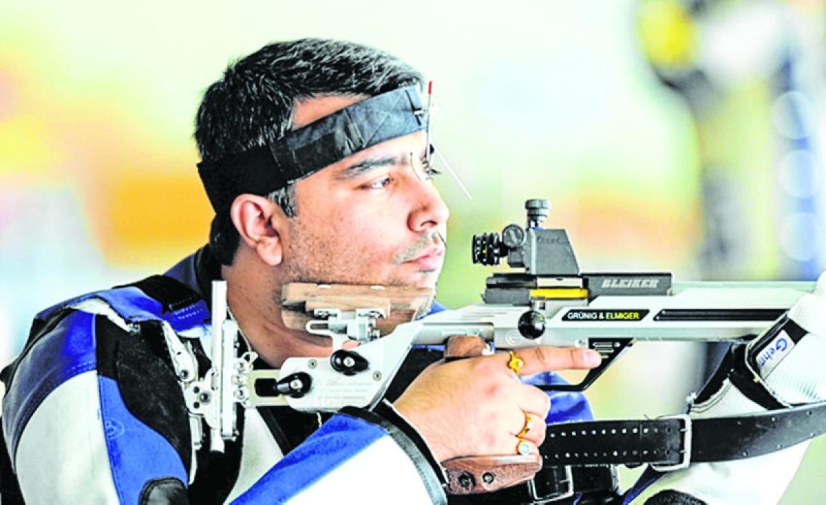 Asian Airgun Championships: Indian shooters hit bullseye