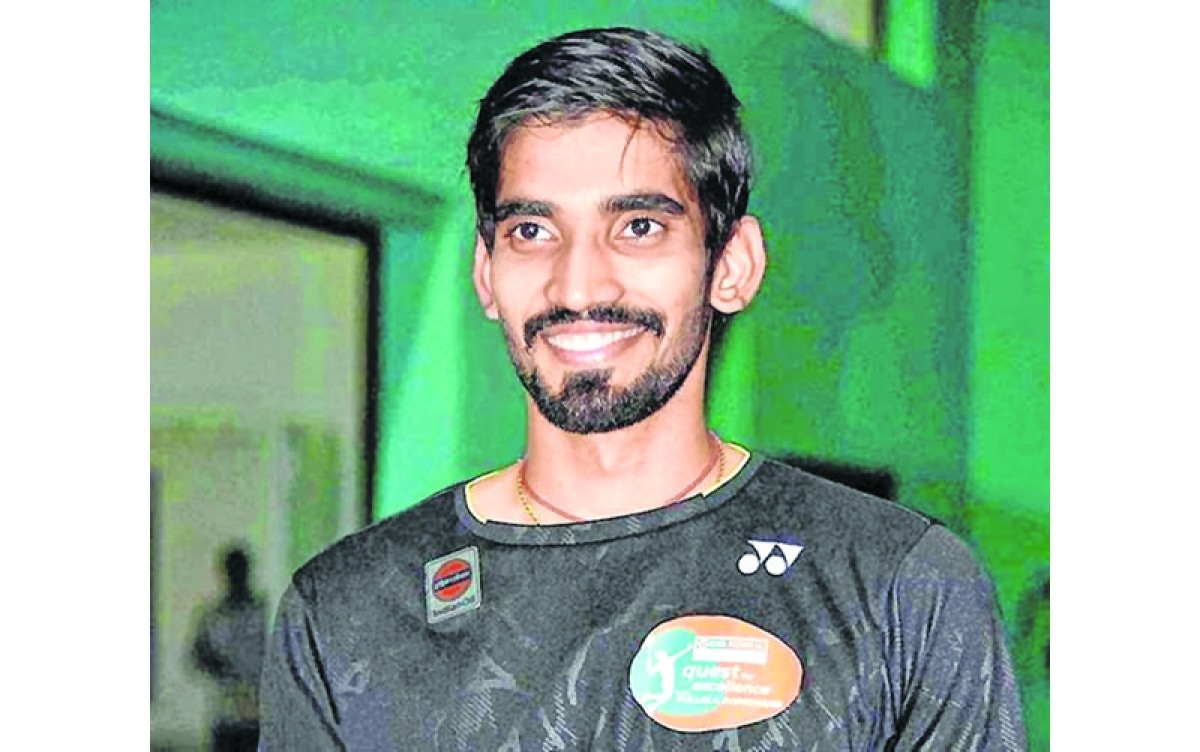 Srikanth rises to World No. 1 ranking