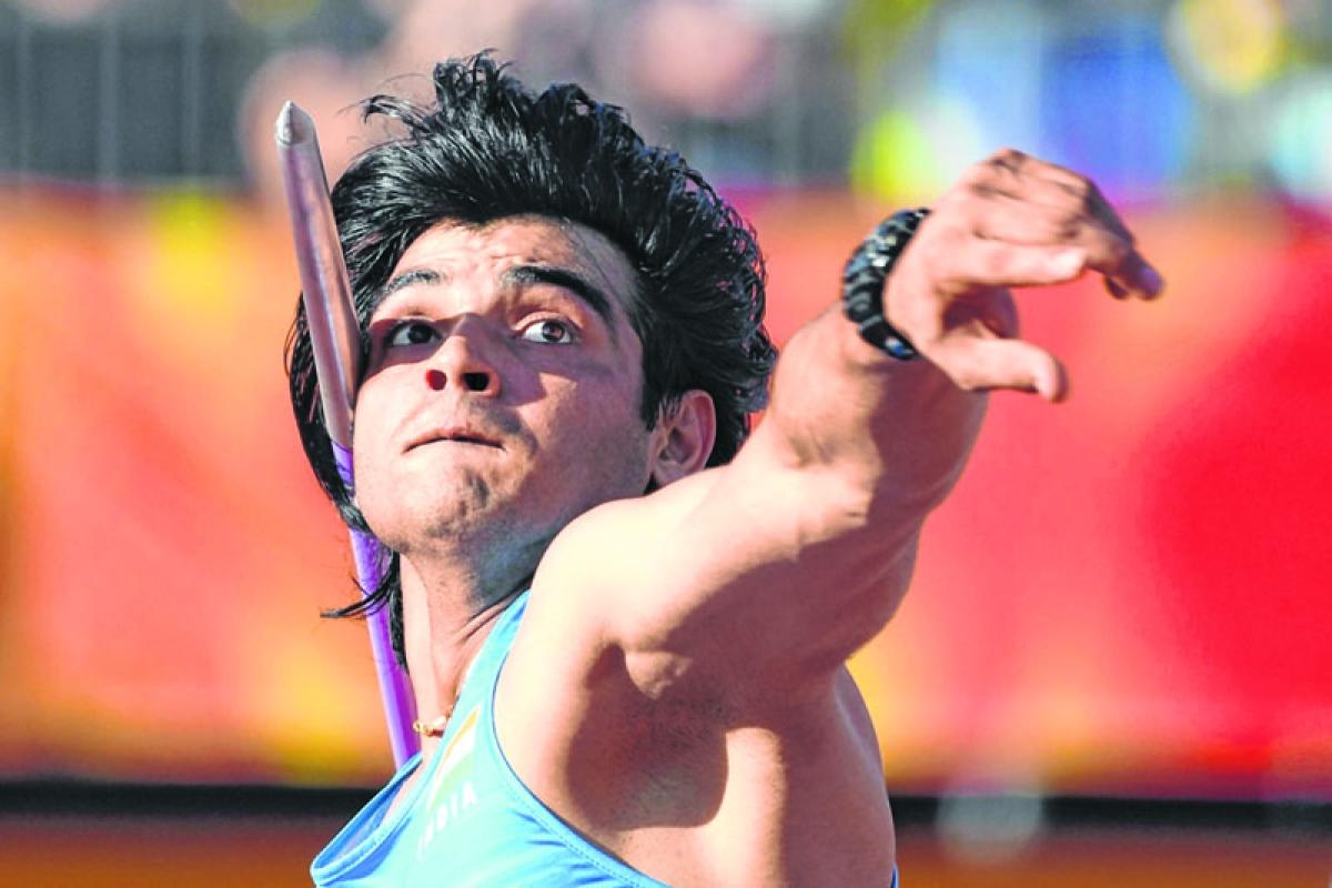 Neeraj Chopra claims historic javelin gold