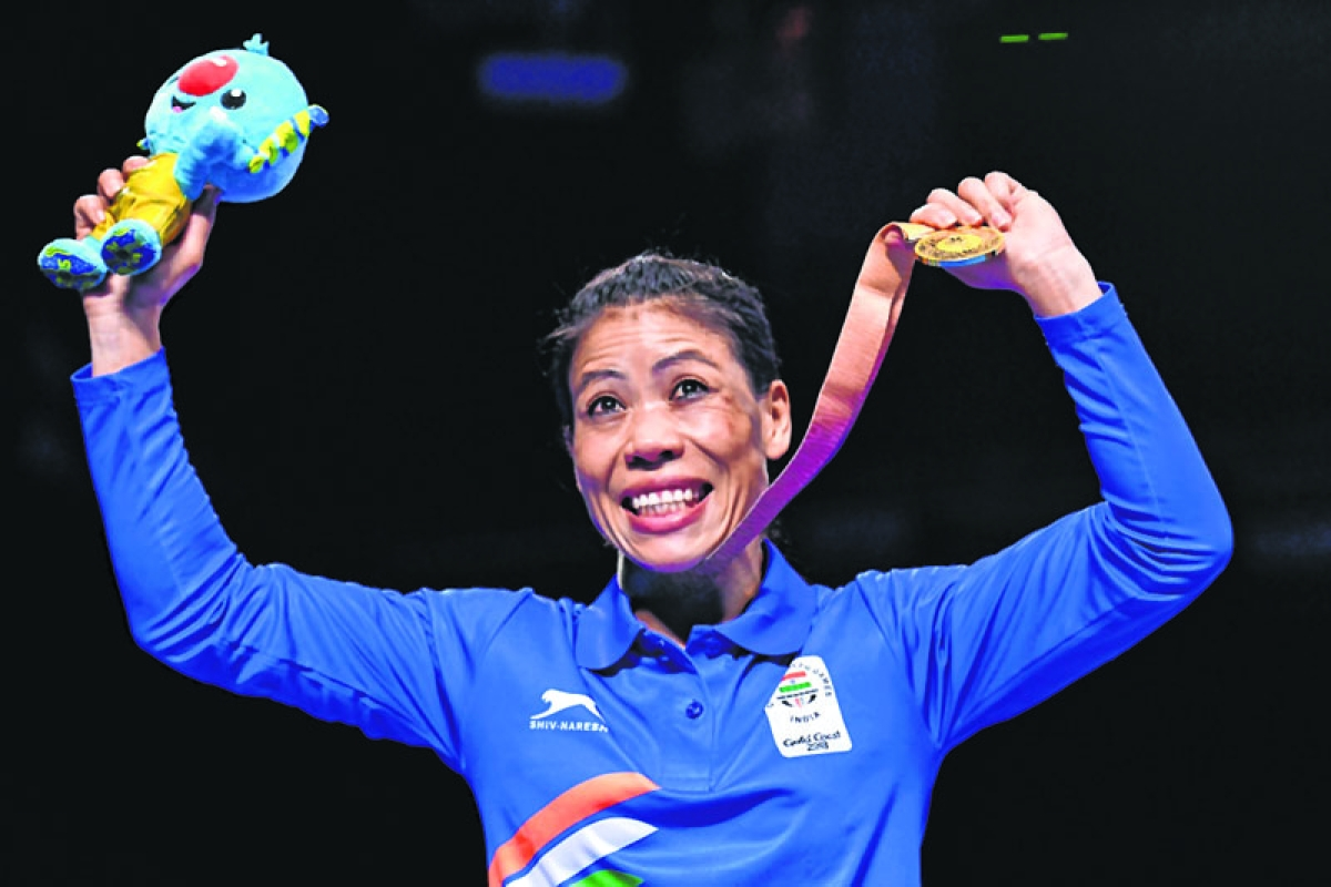 'Winning gold was meaningful for me'