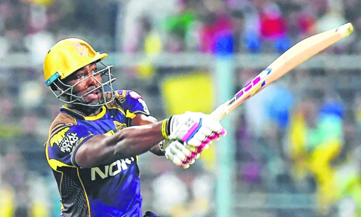 Russell blitz took the game away from Delhi: Sriram