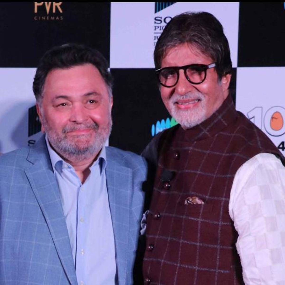 Holi 2021: Neetu Kapoor shares unseen pic of Rishi Kapoor, Amitabh Bachchan enjoying festival to the fullest