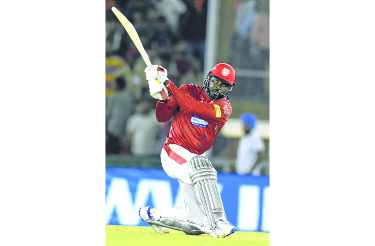 Punjab power too much for SRH