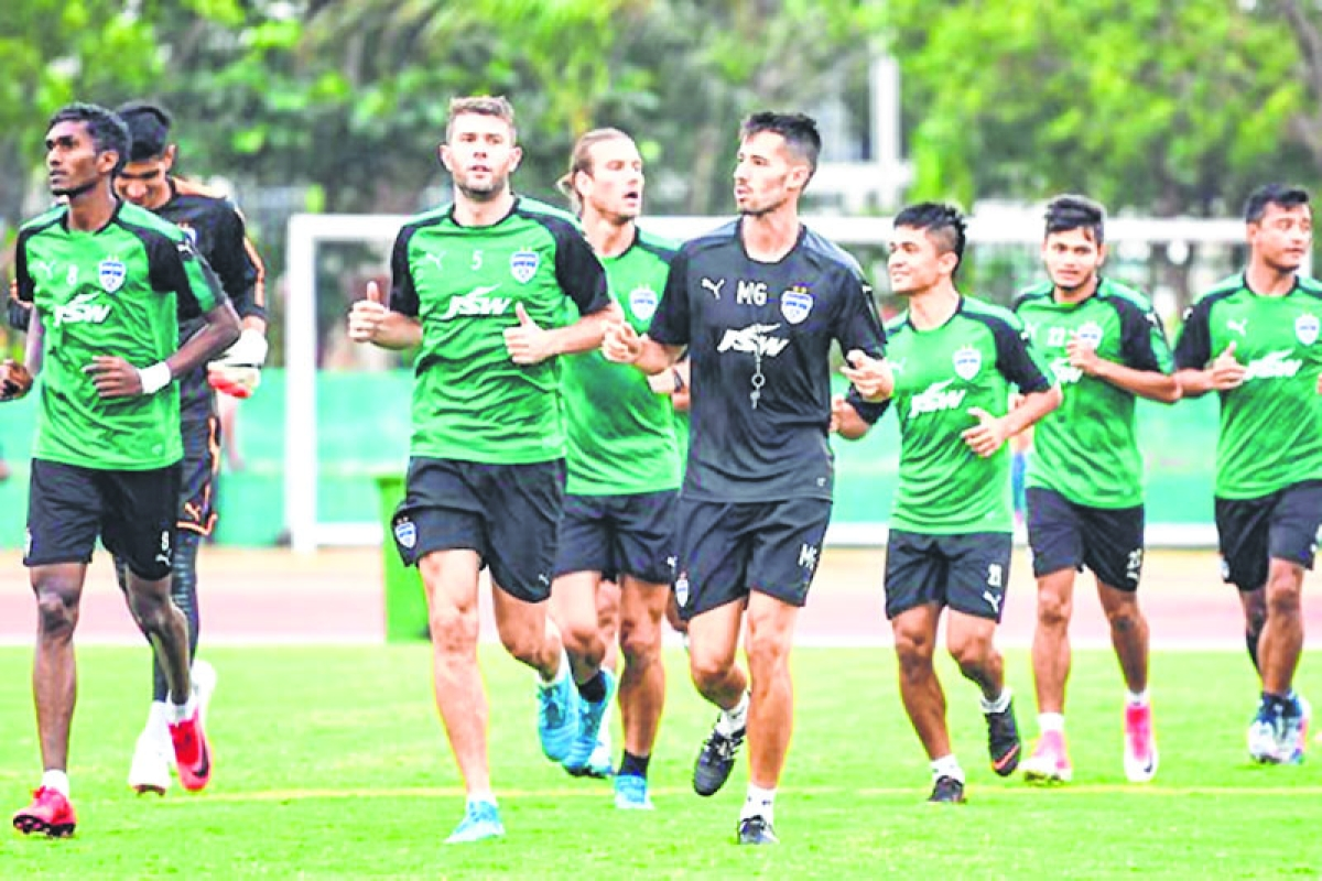 Bengaluru eyes redemption in final against East Bengal