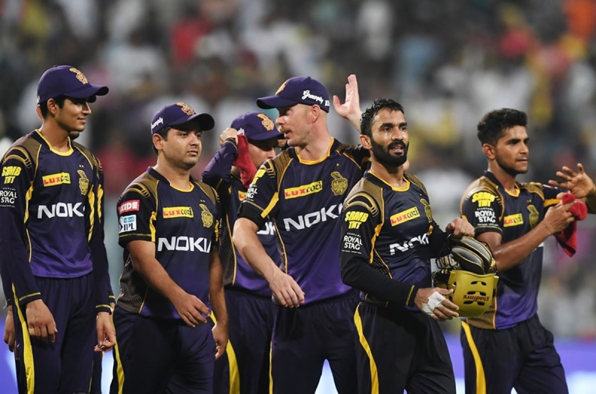 IPL 2018: Kolkata Knight Riders beat Delhi Daredevils by 71 runs