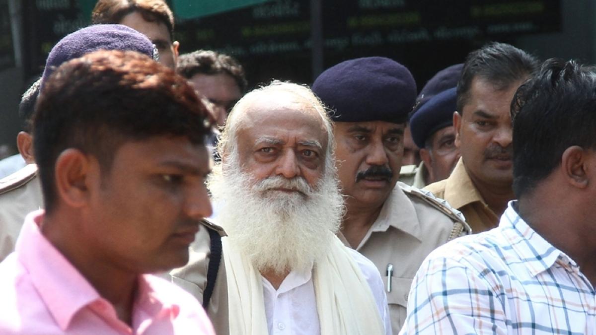 Bhopal: Asaram Bapu ashram 4.04 acres land lease cancelled over misuse