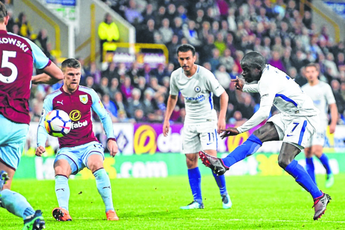 Chelsea keep CL League hopes alive at Burnley