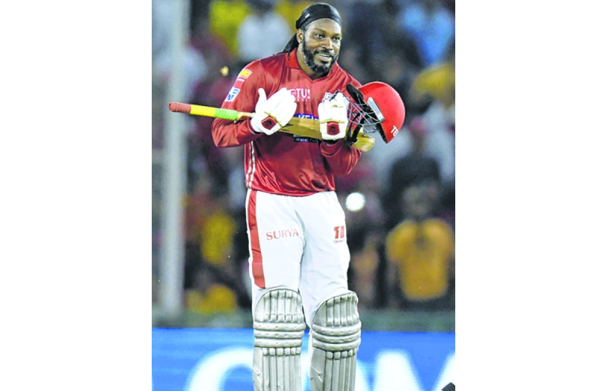 Gayle played to perfection, says speedster Andrew Tye