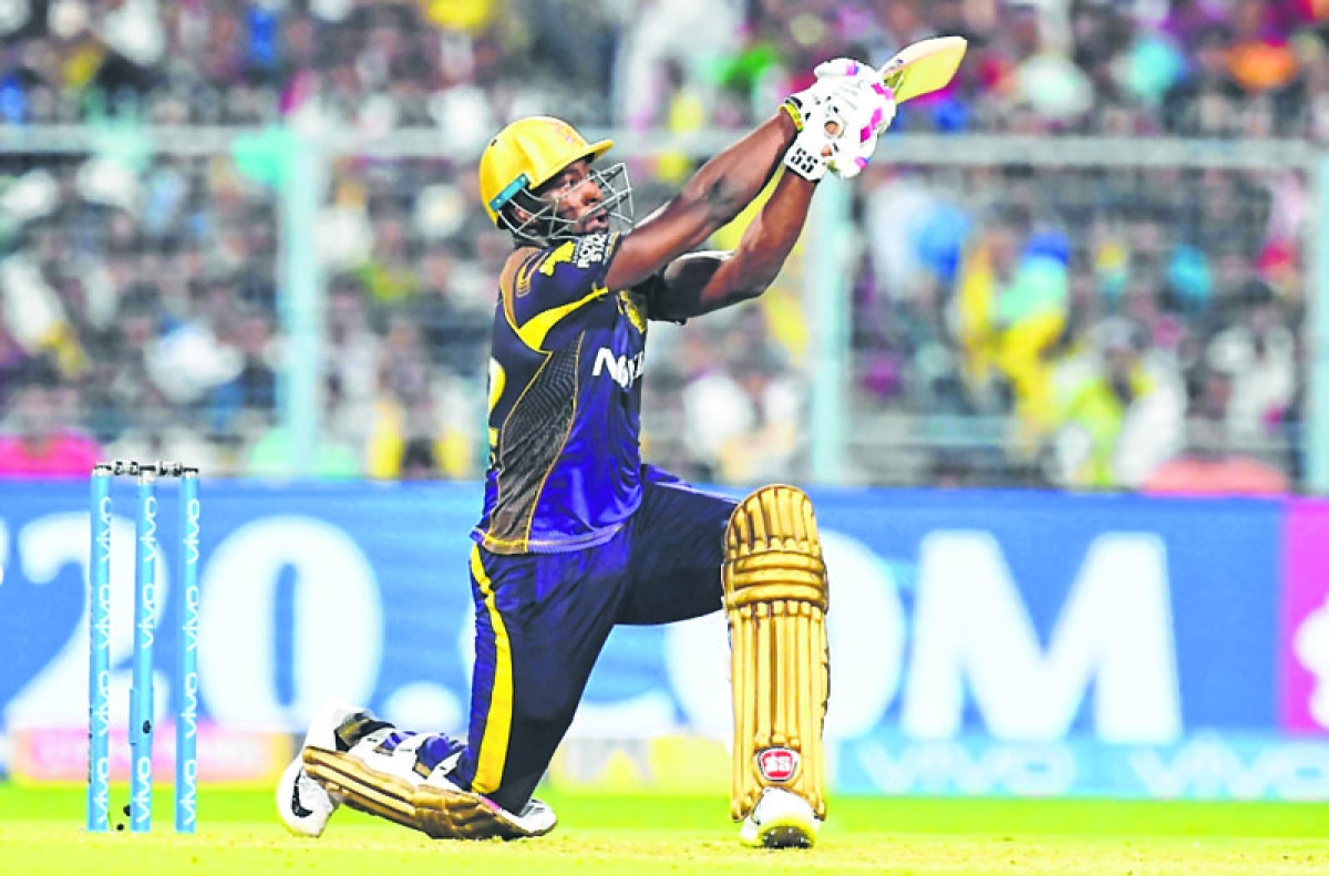 IPL 2019: Russell's purple patch ends!