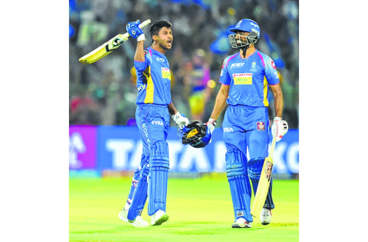Gowtham knock was a life-time experience, says Samson