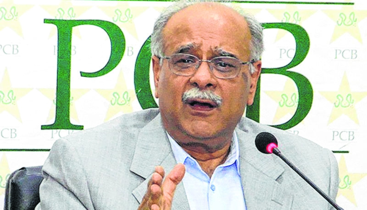 Indo-Pak bilateral series: Ball is in BCCI's court, says PCB chief Sethi