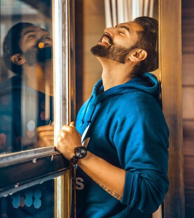 After surviving attack on life, Parmish Verma thanks God and