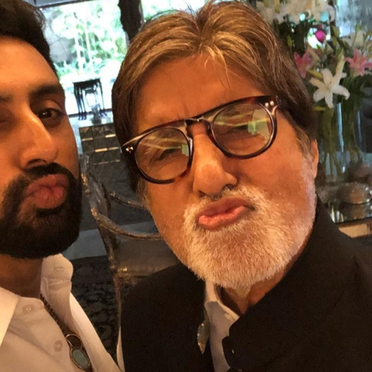First on FPJ: Abhishek Bachchan confirms Amitabh has been discharged, gives own health update