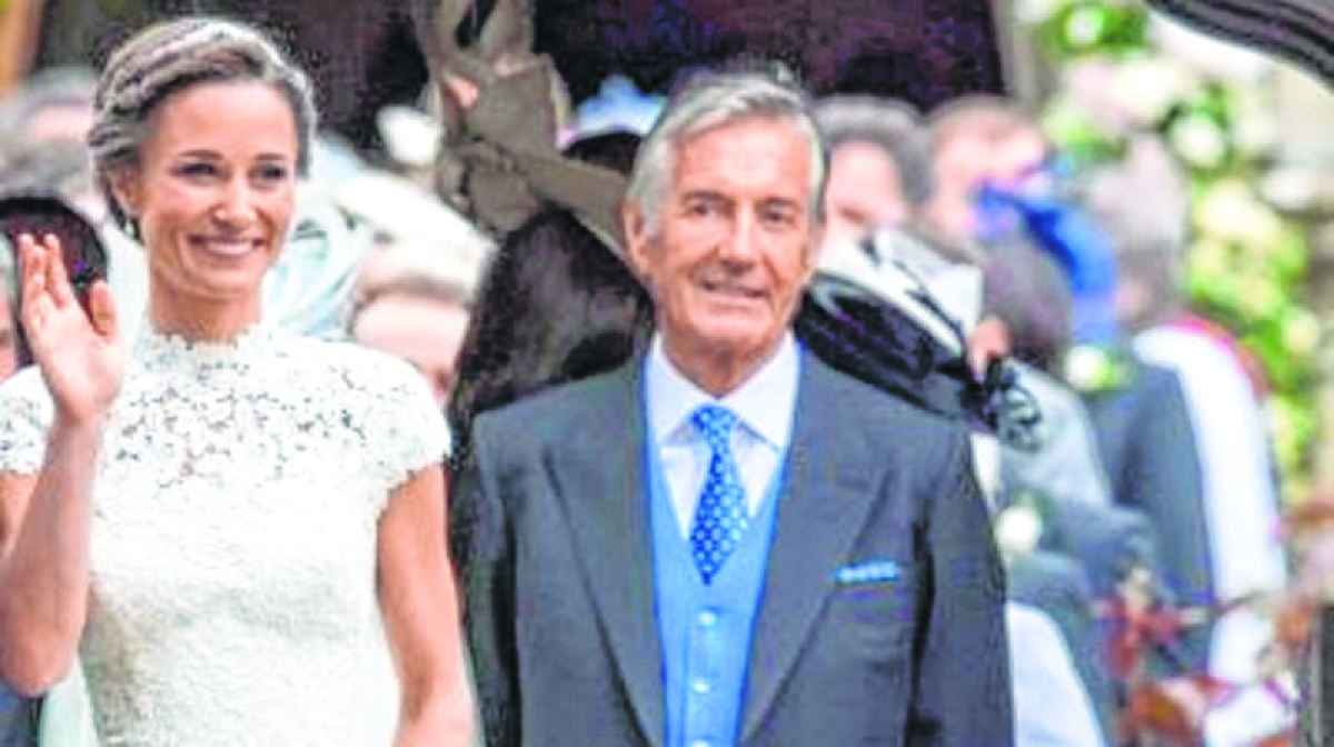 French court charges Pippa Middleton's father-in-law with rape of minor: Source
