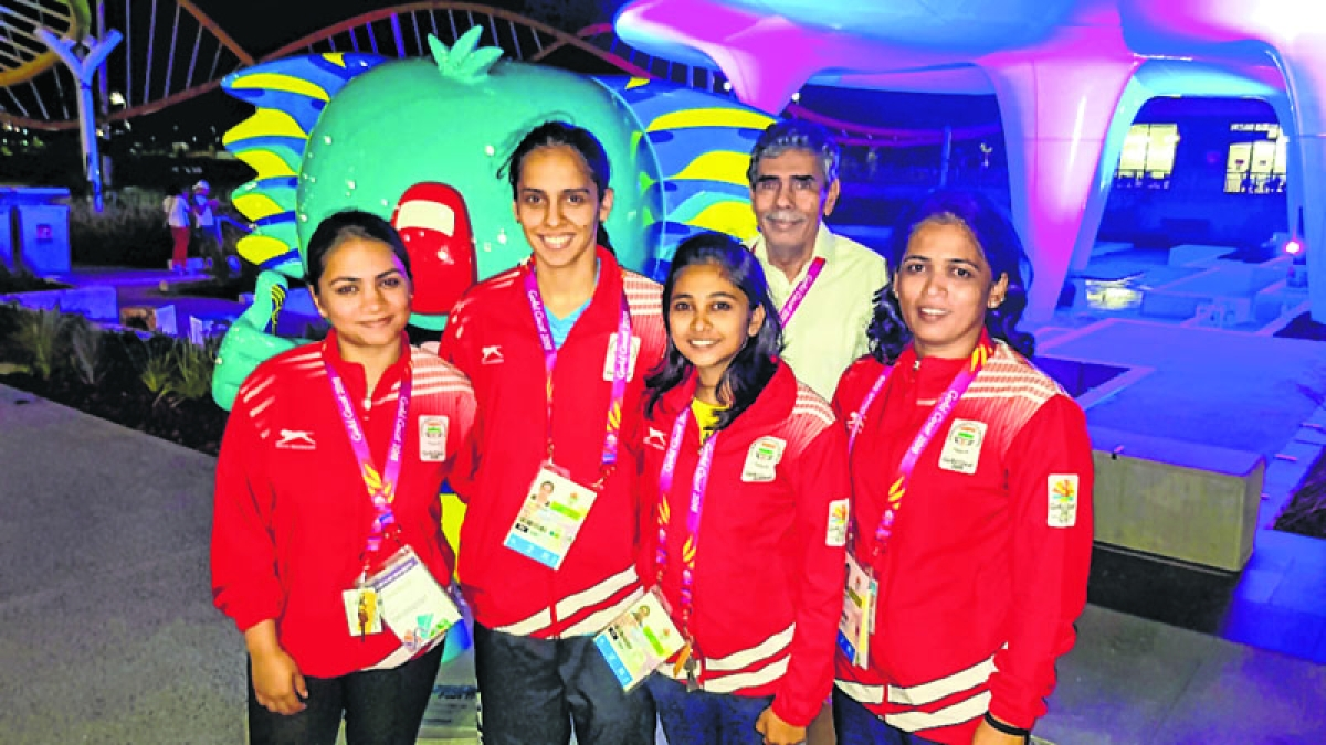 India eyes rich medal haul