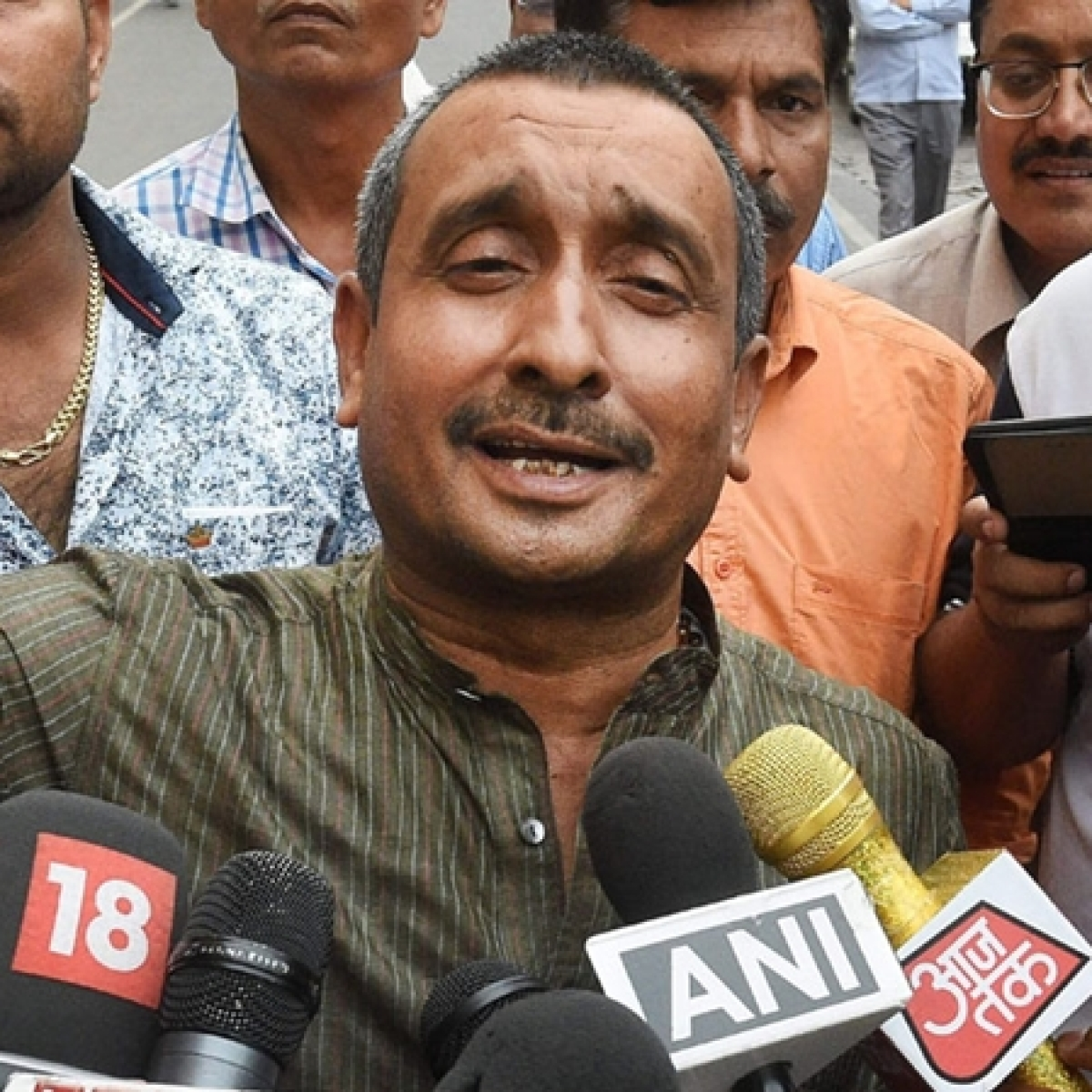 Unnao rape victim accident case: CBI drops murder charges against ex-BJP MLA Kuldeep Singh Sengar