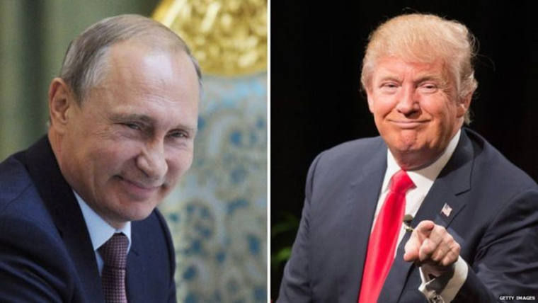 Trump-Putin Summit! US and Russian President pledge fresh start to their troubled relations