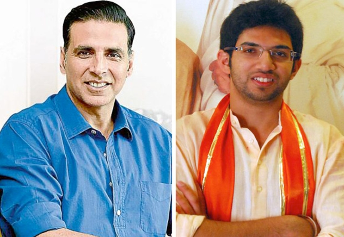 Cleanliness Drive: Akshay Kumar joins hands with Aaditya Thackeray for toilets at Juhu beach
