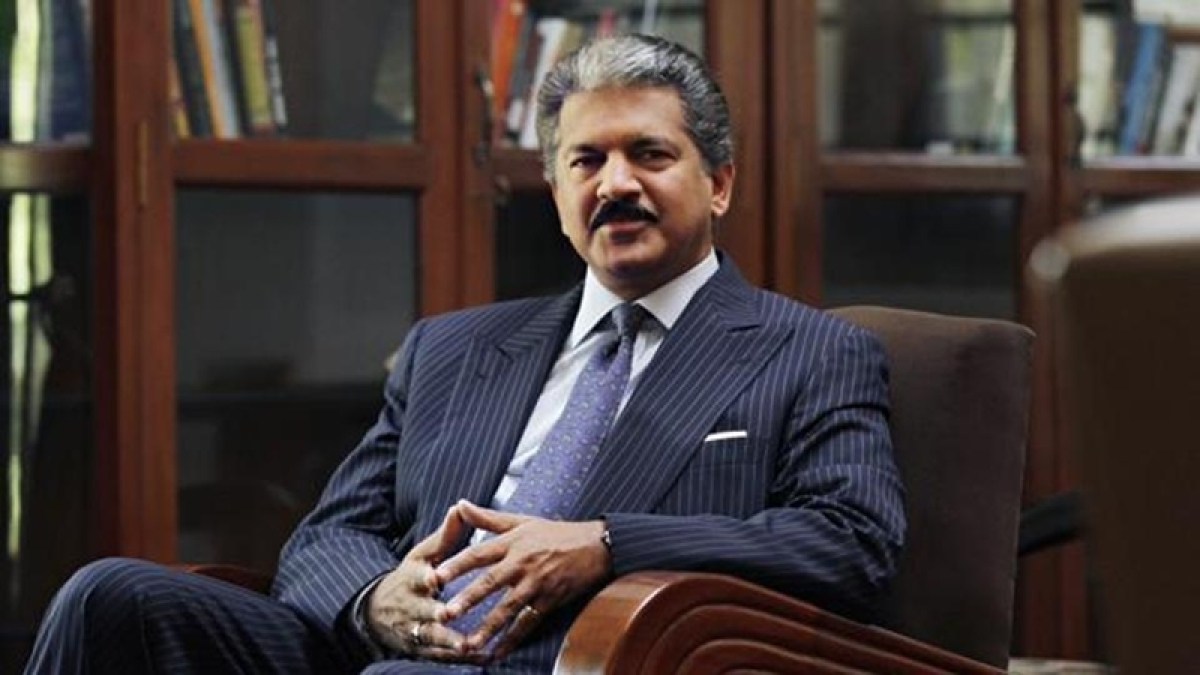 Anand Mahindra's sweet gesture for 'Shoe Doctor' from Haryana will leave you surprised