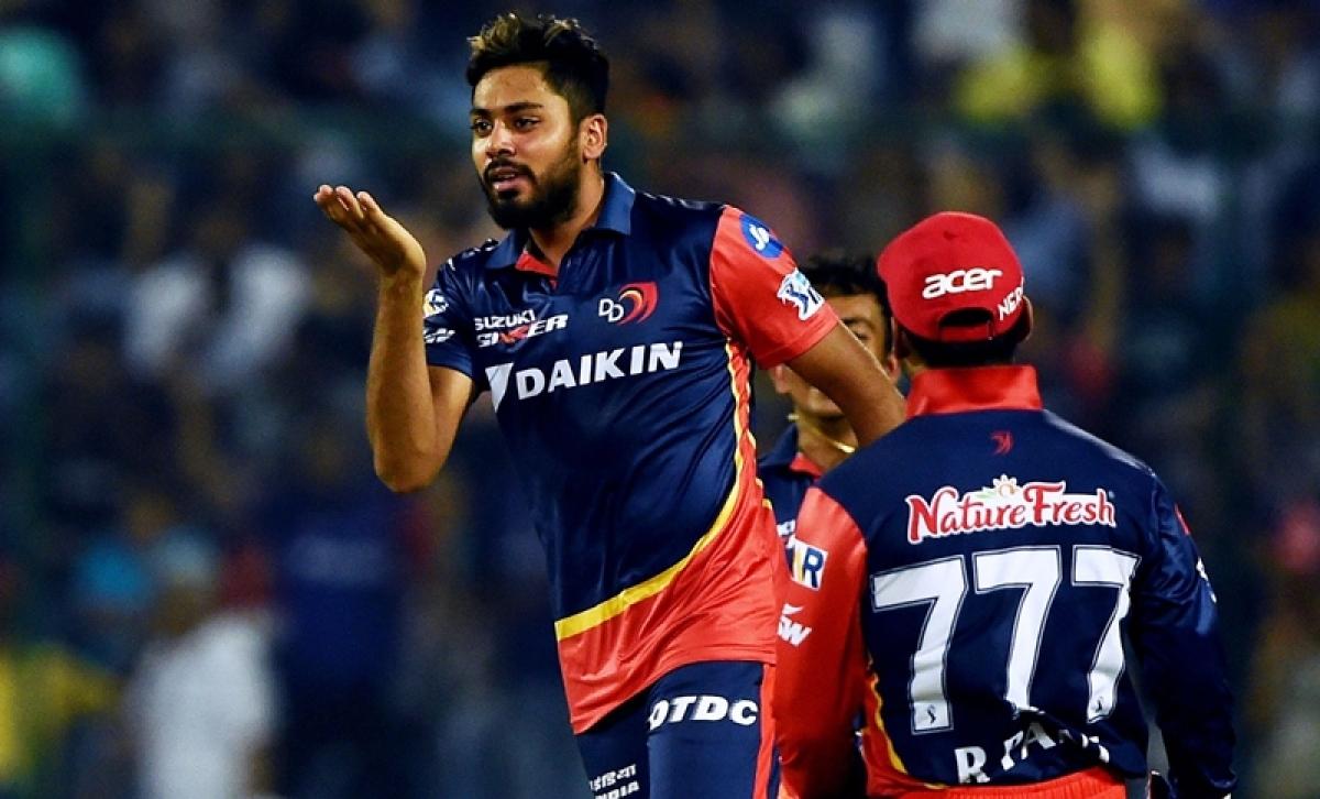 IPL 2018, DD vs KKR: Shivam Mavi and Avesh Khan reprimanded for breaching code of conduct