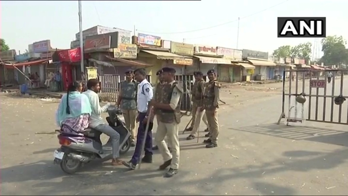 Bharat Bandh: Anti-quota 'bandh' evokes partial response in MP