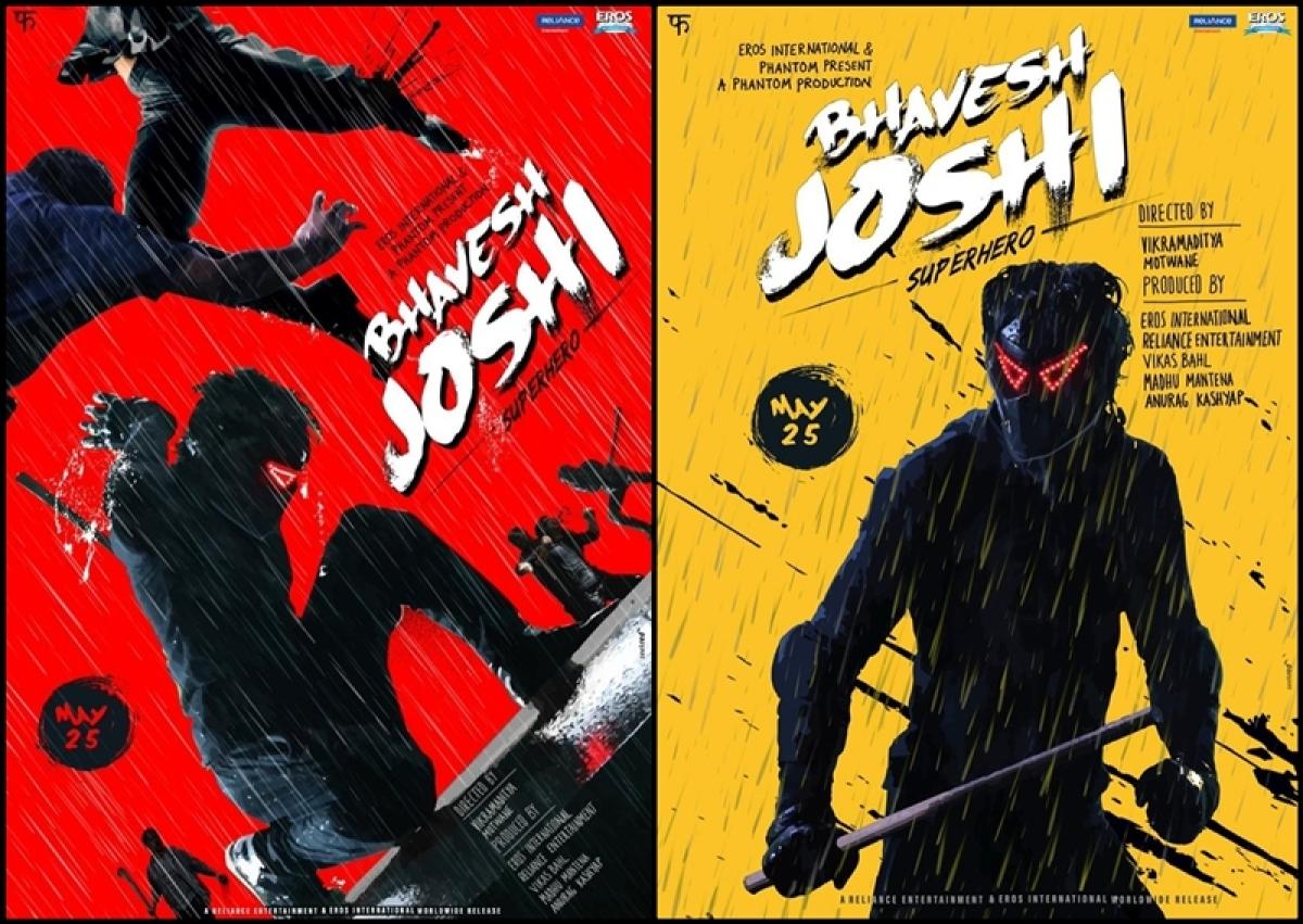 Bhavesh Joshi Superhero movie: Review, Cast, Director