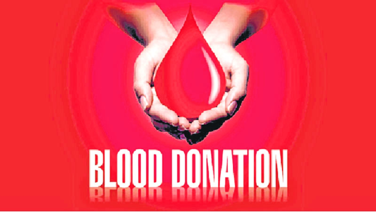 SBTC wants blood donation camps at city's rly stations