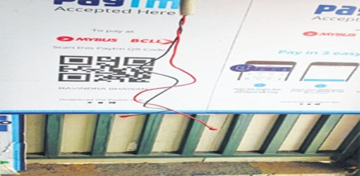 Bhopal: Cable theft at BRTS underdeveloped bus stands halts work