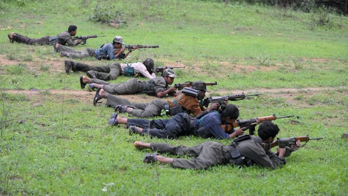 Chhattisgarh: Seven Naxals gunned down in Bijapur district