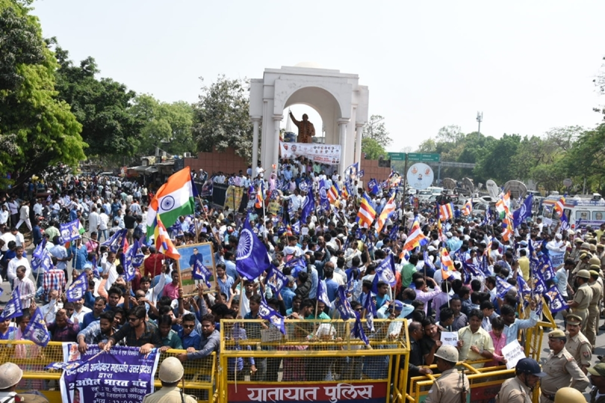 Normal life disrupted, as Dalit organisations call for shutdown in Kerala over SC/ST Act dilution