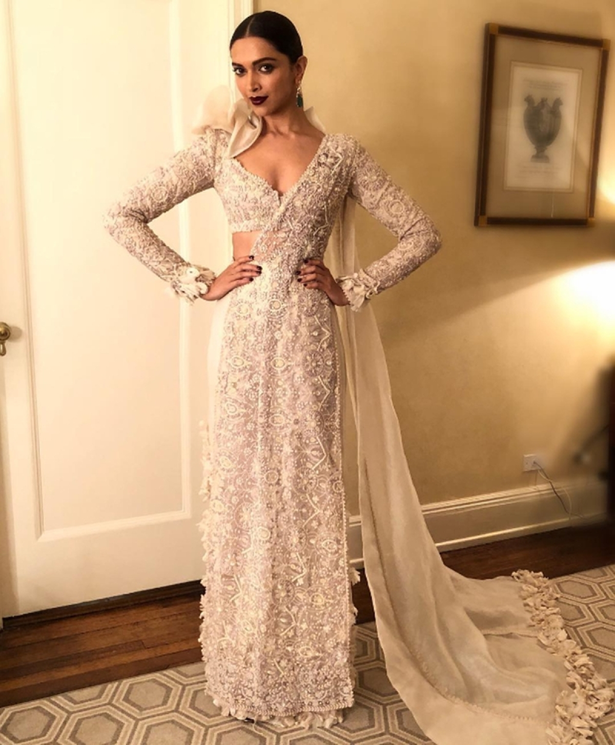 Deepika Padukone shines brighter than a diamond at Time 100 Gala 2018 but leaves us dissatisfied!