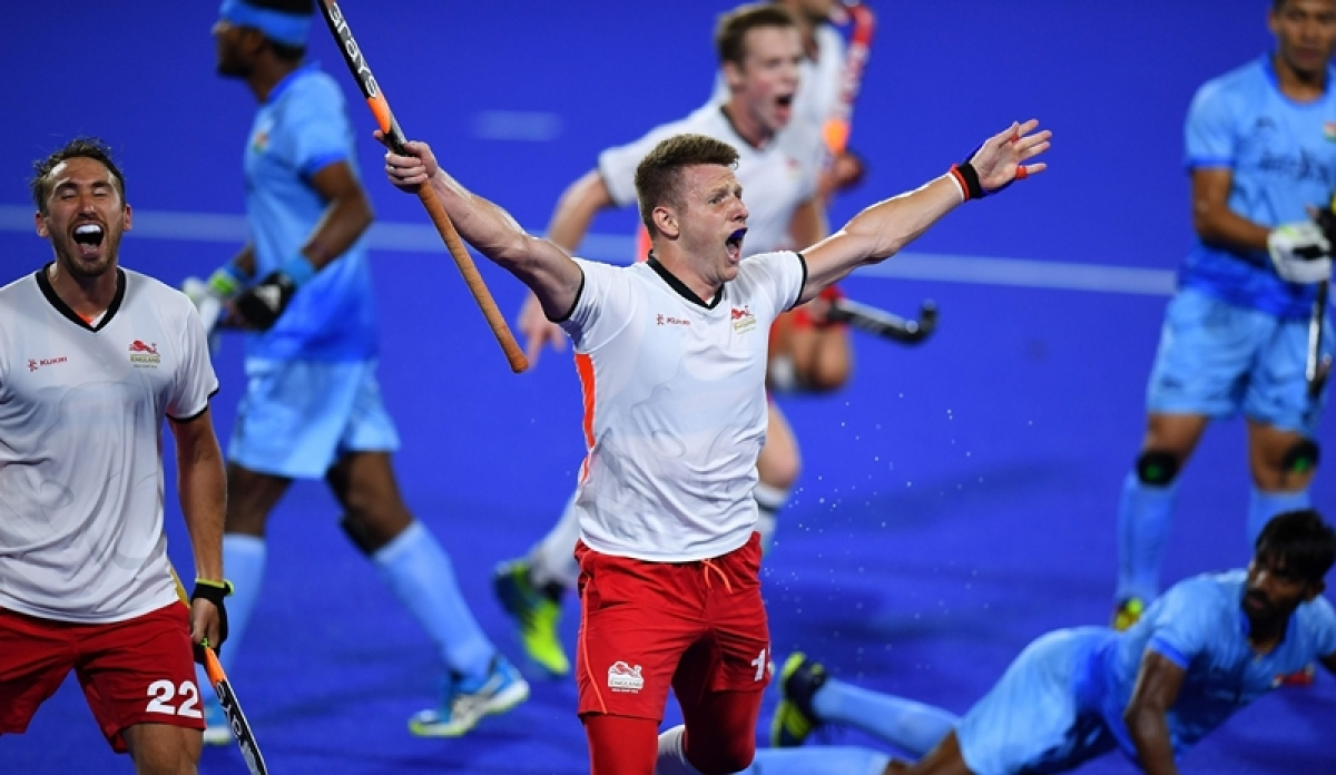 Commonwealth Games 2018: England beat India 2-1 in Men's Hockey bronze medal match